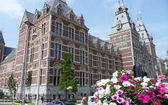 A Rijkmuseum Amszterdamban