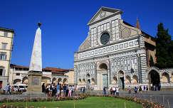 Olaszország, Firenze - Santa Maria Novella templom