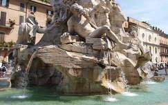 Piazza Navona,Róma,Olaszország