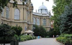 Budapest, Vajdahunyad vára