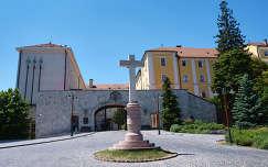 Pannonhalmi apátság, Magyarország, bejárat