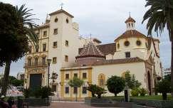 MALAGA templom