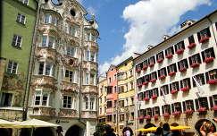 Innsbruck óvárosa- Ausztria