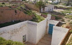 Lakógödör, Matmata, Tunézia