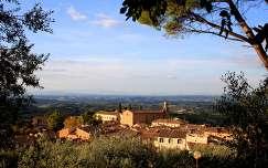Olaszország, San Gimignano