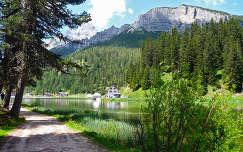 Misurina-tó, Olaszország