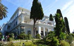 Sissy palota-Korfu