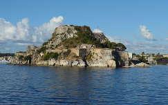 Korfu város, régi erőd