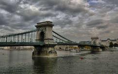 Budapest,Széchenyi lánchíd 2013.10.14. Fotó:Szolnoki Tibor