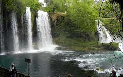 Düden vízesés, Antalaya