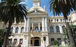 Malaga városháza