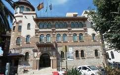 Malaga egyetemi épület