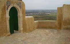 Kilátás, Tunézia