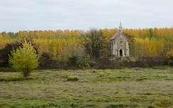 Lórév, Zichy kápolna ősszel