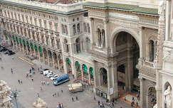Milánó, Dóm tér