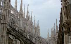 Toronyerdő, Milánó, Dóm