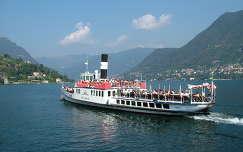 Comoi tó, Olaszország