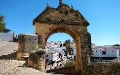 RONDA-SPAIN, Arco de Felipe V