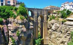 Ronda, Spanje, Puente NUEVO