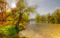 Tiszaligeti csónakázó tó