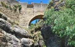 RONDA - SPAIN,  El Puente Viejo