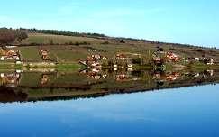 tükröződés-tó