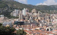 Vista parcial de Mónaco