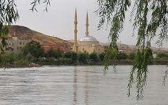 Mesquita en Capadocia, Turquía.
