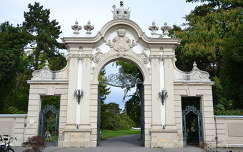 Keszthely - Festetics kastély bejárat