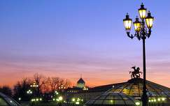 Moszkva este