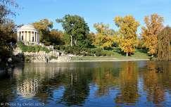 Ausztria, Kismarton, Esterházy-kastély parkja