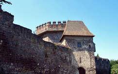 Salamon-torony melletti falrészlet, Visegrád, Magyarország