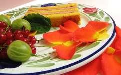 gyümölcs szirom egres édesség sütemény ribizli