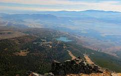 Csorba tó az Elülső-Szoliszkóról