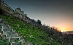 Castle of the rising Sun!Sümegi vár