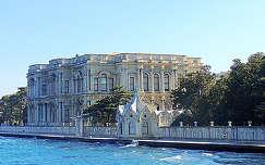Palacio de Beylerbeyi, Estambul, Turquía.