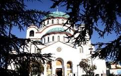 Szerbia - Belgrád, Szent Száva-templom