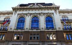 Szerbia - Belgrád, Szerb Tudományos és Művészeti Akadémia