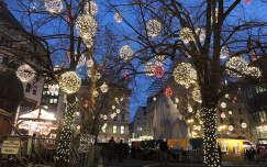 Vörösmarty tér,Karácsonyi vásár,Budapest