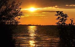 Tisza- tó.....Naplemente (2)