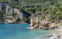 Paleokastritsa, Korfu