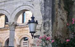 Split óvárosa, Horváthország