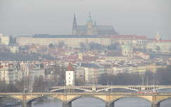 prágai látkép