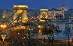 Budapest-2014.01.04. Kék óra,Fotó:Szolnoki Tibor