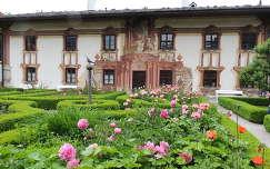 Oberammergau,Pilátusház,Németország