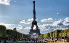 az Eiffel torony,Párizs,Franciaország