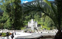 Linderhof kastély