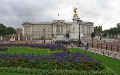 Buckingham-palota, Anglia.