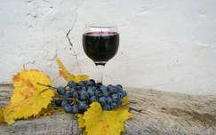 Vörösbor - Otelló szőlőből