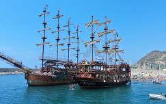 Alanya kikötő